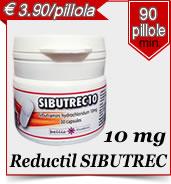 Reductil Sibutrec 10 mg